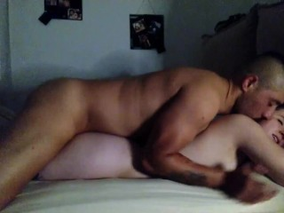 Amateur Couple Have A Night Of Passionate Loving Sex (cum On Ass)