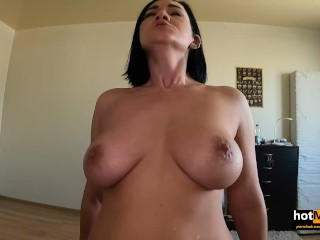 Asking my step Mom about anal sex