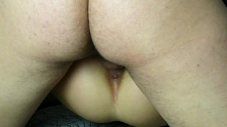 Even in the Breaks my Friend Fucks me - Real Amateur