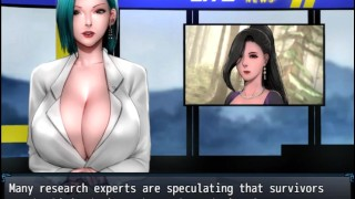 Zombie Retreat 2 - Part 1 - The New Start Big Boobed Milfy In The City By LoveSkySan69