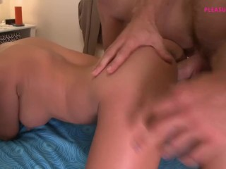 WE LOVE FUCK ON BED SPECIALLY ANAL SEX