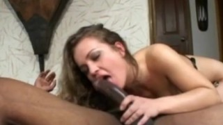 Redhead Wifey Gets The BBC Nasty Fucking Experience