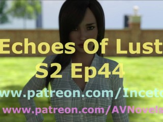 Echoes Of Lust S2 Ep44