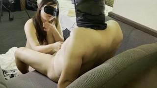Big Breasts Japanese Mature Woman Handjob Dimension Stop