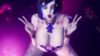 Meet Demi The Sex Bot