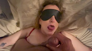 Tied, licked, fingered, Toyed, and fucked!