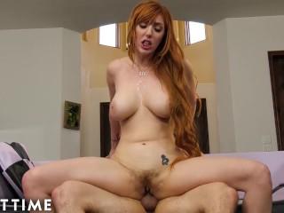 The Stacked MILF Next Door Lauren Phillips Squirted Crazy All Over My Cock! ADULT TIME