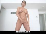 Busty Hot Milf Makayla Cox Satisfies Stepson amater sex video