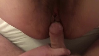 Squirting milf with big tits
