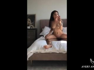 avery black private sex tape