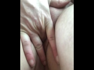 Wet Pussy while Driving