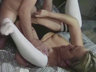 Part 2 (1ST TIME ANAL) Hot Mom wants her Big, Round Ass Pounded