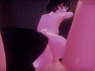 Anime Catgirl Wants You To Fuck Her Ass ! (POV) – Monster Girl Island