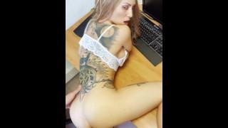 Littleangel84 - Fucked on the desk during my job interview - S02E10