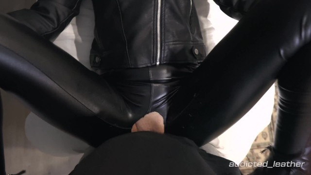 Fucking leather