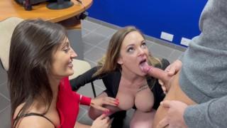 Hardcore Group Sex