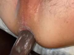 BBC Jock Fucks White Twink Boys Hole Good Making His Hole Gape Wide Open Making His Hole Push Out