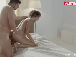 WhiteBoxxx – Bunny Love Curly Hungarian Romantic Sex Session – LETSDOEIT