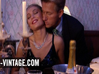 Porn Legend Cristoph Clarke seduces Laure Sinclair