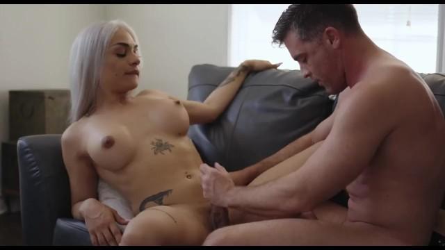 Hot Tgirl fucks guy ass