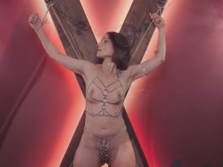 Melisa Mendini Teaser Ero-Fantasy Bound and fucked
