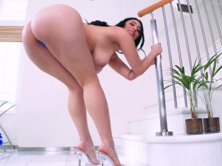 Violet Myers in Big Butts and Beyond with Laz Fyre TRAILER
