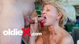 Old Granny Masturbation
