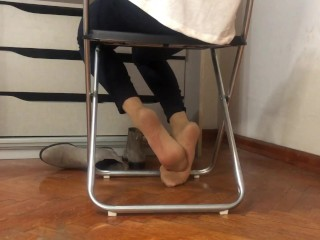 Ankle Boots And Nylon Soles Trailer