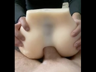 neighbor helped me cum by using my toy on me