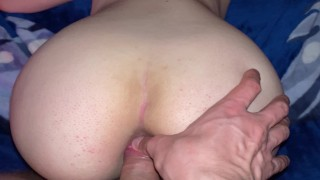She Gets Her First Anal - PAINFUL ANAL 4K
