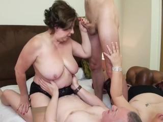 GRANNYLOVESBLACK - The Orgy Teaser