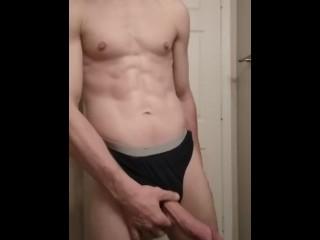 Pre shower