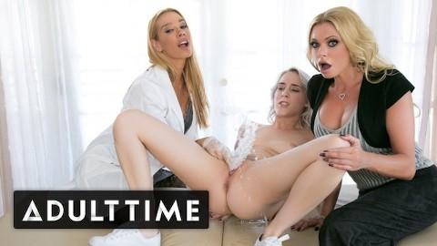 Squirt porn lesben Lesbian Squirting