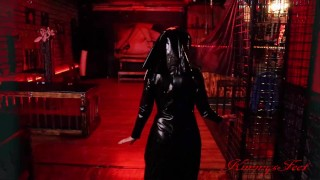 SATAN'S LAIR-THE DARK HOUSE-the possession of nun Kimmy(TEASER TRAILER) upcoming project
