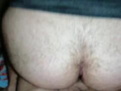 My ass eating dick