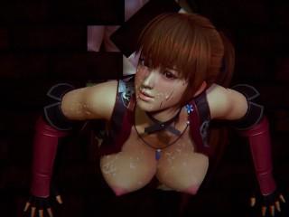 Honey Select 2:The mysterious female ninja Kasumi appeared!
