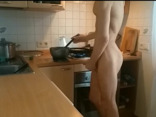 """""""Crepes with cream"""" – cuming on food"""
