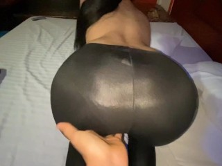 I convince my friend to have sex in a motel-POV- amateur