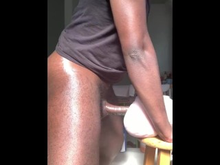 LOUD MOANING VIRGIN!! STANDING DOGGYSTYLE CREAMPIE   CLICK TO CUM :)