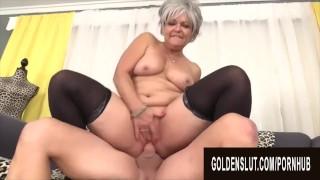 Golden Slut - GILFs Make for the Best Cowgirls Compilation