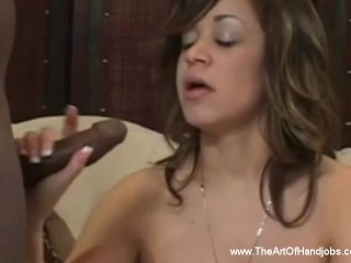 Breakfast and a Handjob To Feel The Arousement Experience