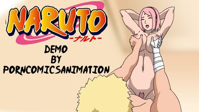 Naruto hentai sakura