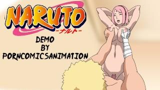Naruto - Sakura Haruno Hentai (Boruto version) DEMO