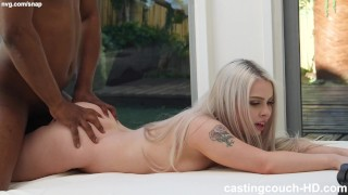 Very Petite Model Fucks Her Very First Black Dick After A Long Term Relationship