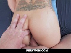 Sultry Milf Psychologist Ryder Skye Helps Patient Take What He Wants
