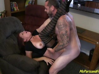 Giving My Neighbor's HOT Wife a Creampie