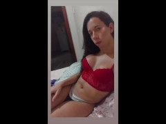 Compilation of Brazilian transgender prostitutes doing everything for money