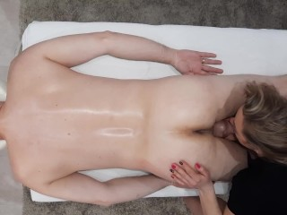 Full Body Massage, Ass and Balls Licking, 69, Cock Riding, pussy fingering