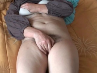 58-YEAR-OLD MOTHER, COMPILATION OF INTENSE ORGASMS, GROANS, ASKING FOR COCK, WANTS TO FUCK
