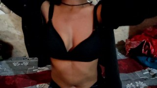 Hard fucking in step sister